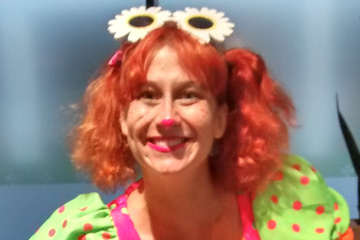 Marie-Popette Clown